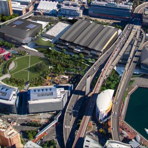 Australian first in sustainability at ICC Sydney