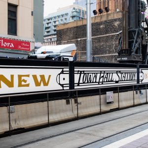 Metro Tunnel Creative Program Wins Good Design Award Best in Class Accolade in Australia's International Good Design Awards.
