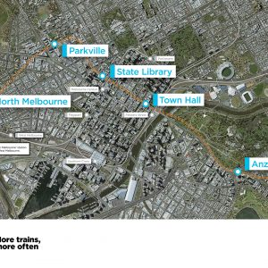 Cross Yarra Partnership signs contract to deliver Melbourne Metro Tunnel Project