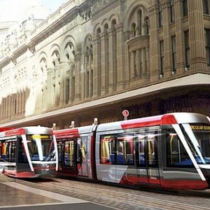 Sydney CBD light rail reaches financial close