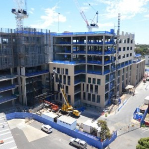 Bendigo Hospital Project Construction update
