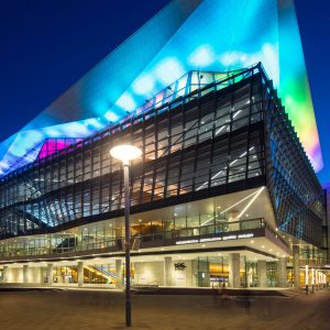 Sydney's International Convention Centre Wins Australia's Project of the Year